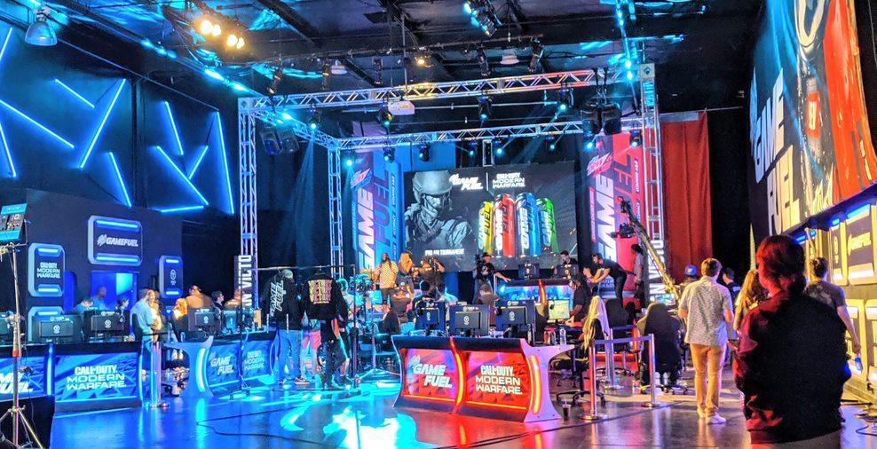 Esports & Live Music Arena